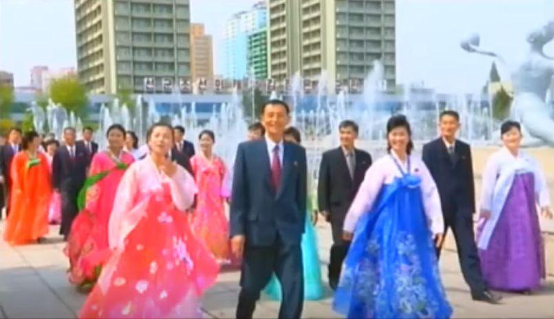 北鮮 文化