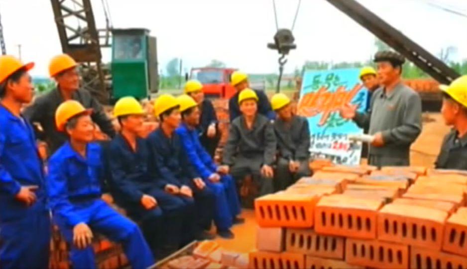 北鮮 労働闘争2