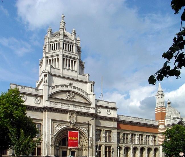 ヴィクトリア アルバート 博物館