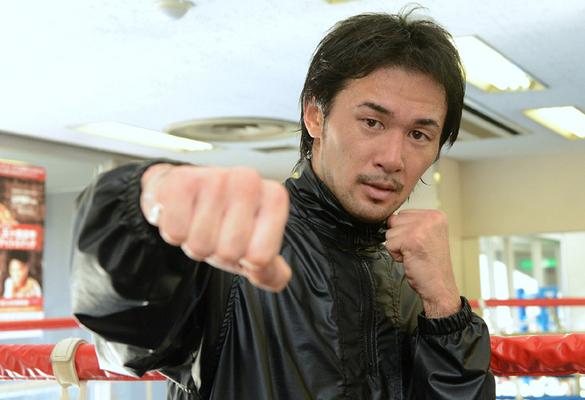 山中慎介 ボクシング