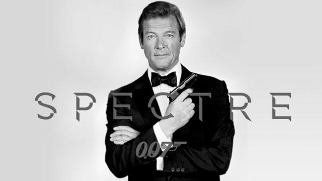 訃報 007 ロジャー・ムーア