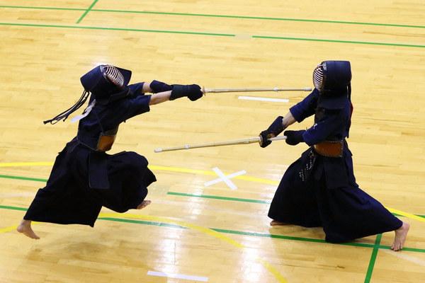剣道 突き