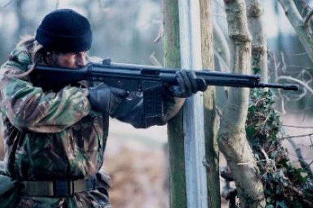 特殊部隊 SAS