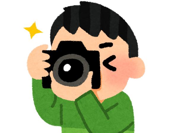 カメラ いらすとや