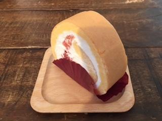 2017グレープフルーツのロールケーキ