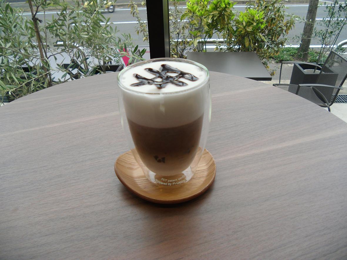 コーヒーゼリーラテ