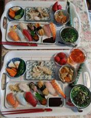 母とお昼ご飯を!