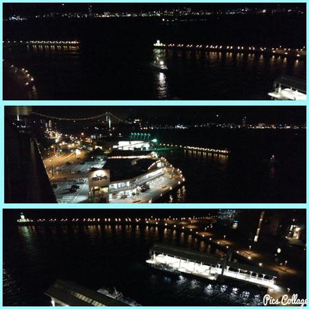 628 関門夜の海峡 コラ