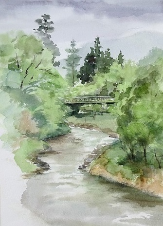 大出の吊橋 DSC01806