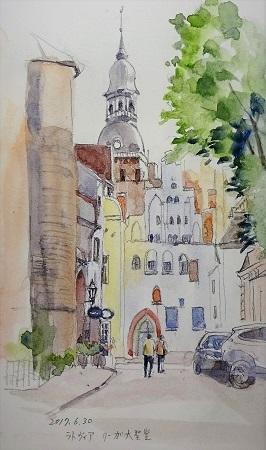 リーガ 大聖堂