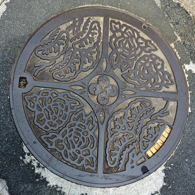 島根県マンホール