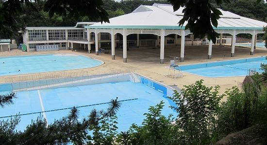 子供の国プール