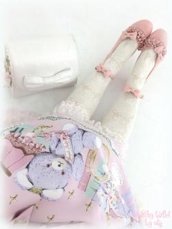 プリティでこの色味のピンクの靴ないよね。