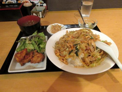四川風煮鶏飯セット