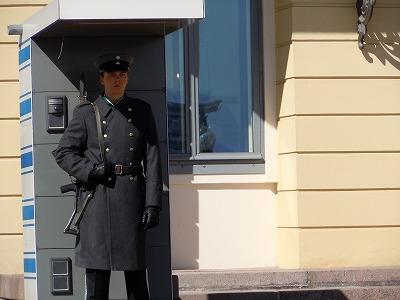 大統領官邸護衛