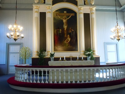 ラプア教会祭壇画