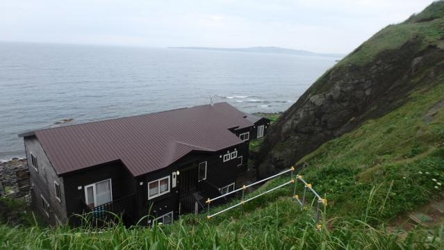 スコトン岬の民宿