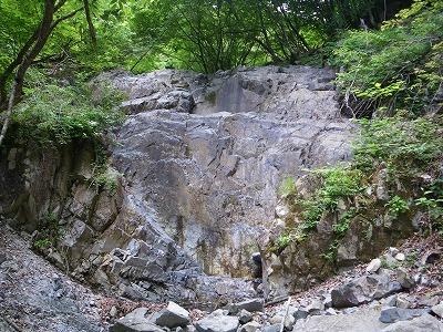 快適な涸滝