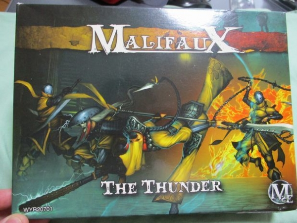 Malifaux ザ・サンダー