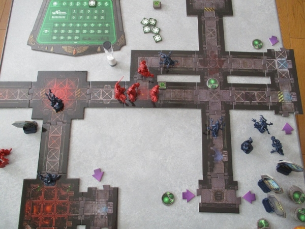 ゲーム中の風景その1