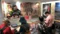 京都駅ビル構内 ・イベント展示 「京都美風 京の御朱印めぐりと御朱印帳」2
