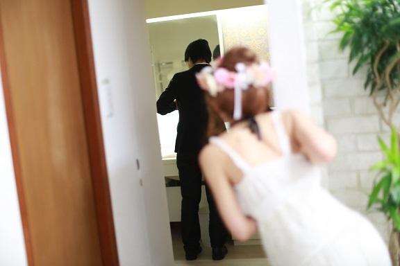 模擬結婚式 その3