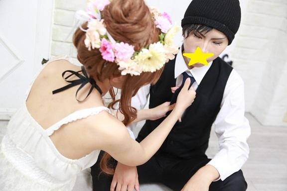 模擬結婚式 その7