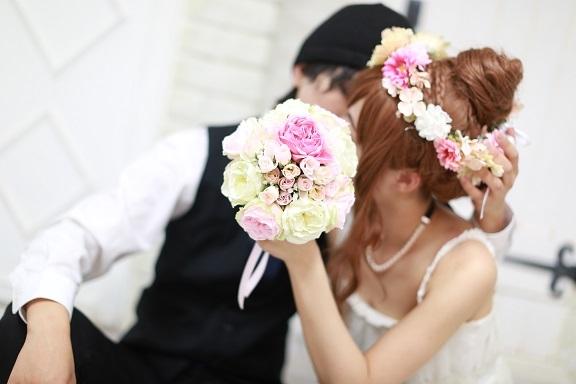 模擬結婚式 その5