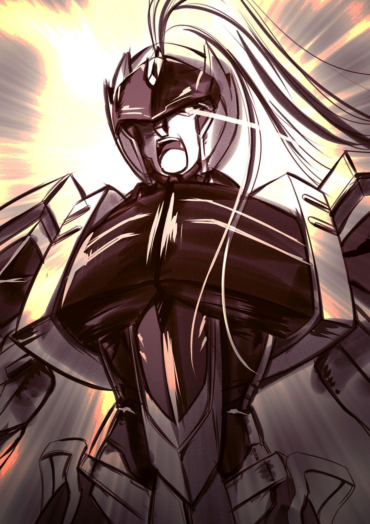 Omega - Megaman Zero