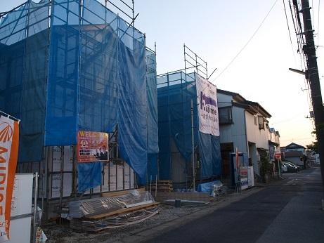 P4300045 建売住宅2棟
