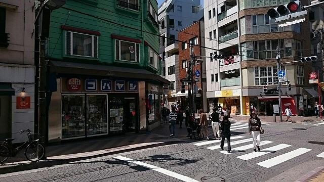 元麻布商店街