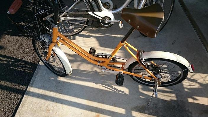 201706自転車修理①