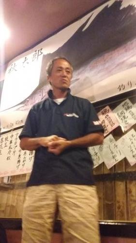 17KGT祝勝・懇親会②
