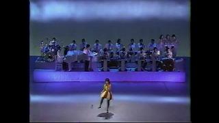 1984年CM 堀ちえみ 稲妻パラダイス 靴飛ばし ザトップテン