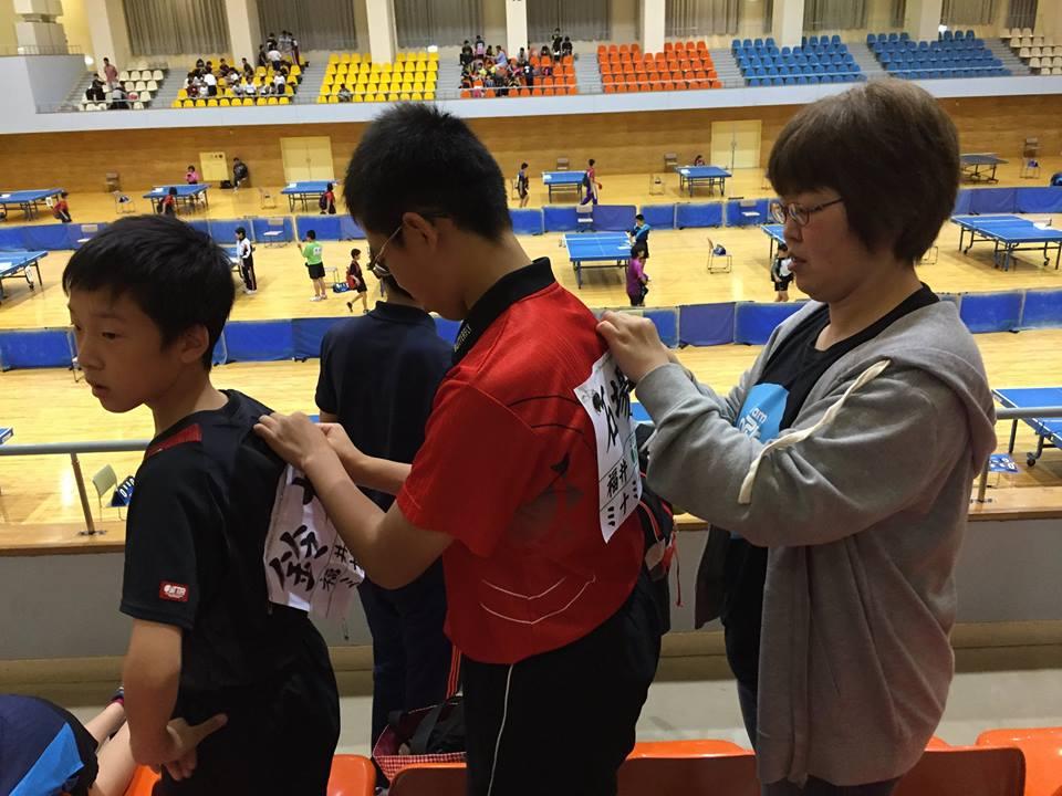 20170617_名水ジュニア杯卓球大会1