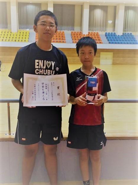 20170617_名水ジュニア杯卓球大会3