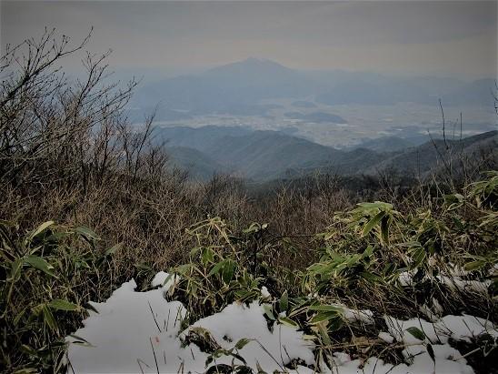 野道山山頂