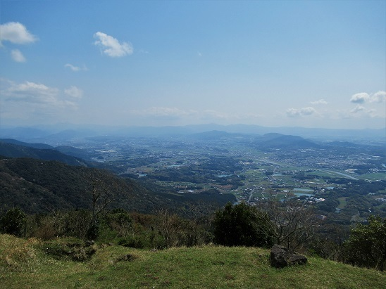 鷹取山展望