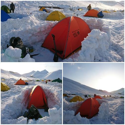 018 テント