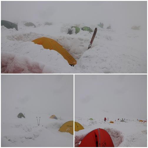 021 雪の朝