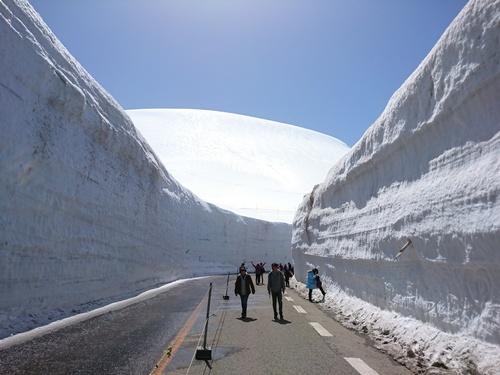 043 雪の大谷