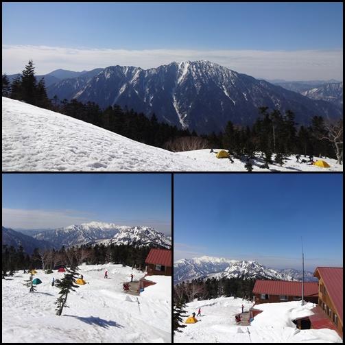 003 西穂山荘
