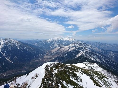 020 乗鞍岳