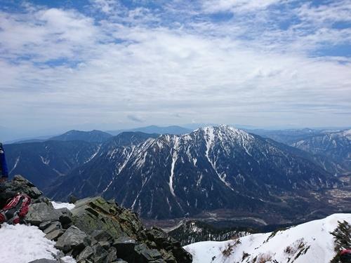 019 霞沢岳