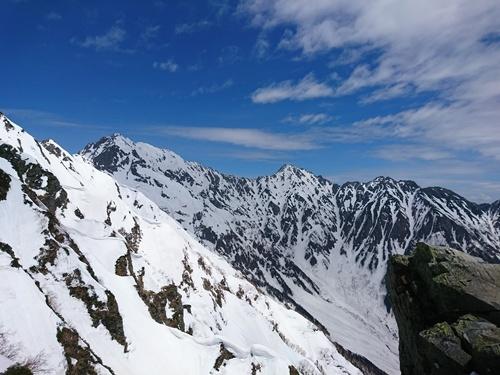 021 前穂高岳