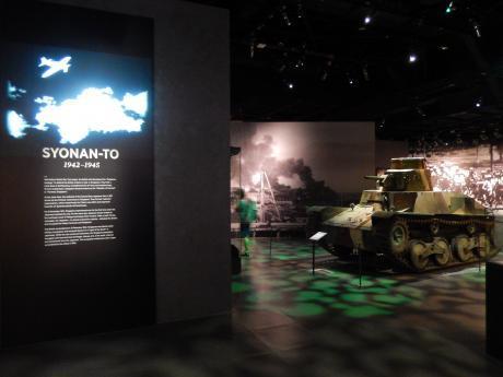 シンガポール2016.12国立博物館