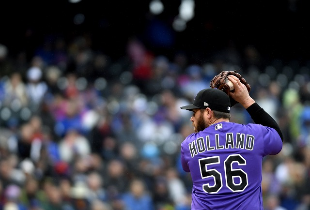 Greg Holland 20170627