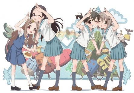【速報】アニメ『ヤマノススメ』3期決定、2018年放送予定! OVAも発売決定!