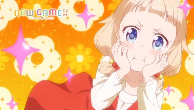 TVアニメ2期「NEW GAME!!」の最新PV公開!ねねっち可愛ええええええ