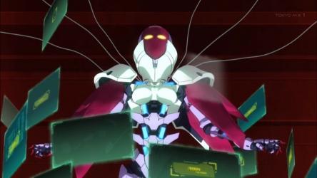 『ID‐0(アイディー・ゼロ)』第8話感想・・・カーラさんまさかの裏切りフラグが・・・子安さんは本当にラスボスが似合うな